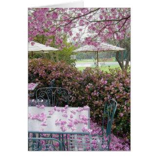petals galore greeting card