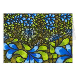 Petals - Greeting Card