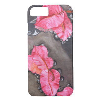 Petals In Water iPhone 8/7 Barely There Phone Case