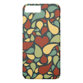 Petals Pattern iPhone 7 Plus, Barely There iPhone 7 Plus Case