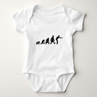 petanque baby bodysuit