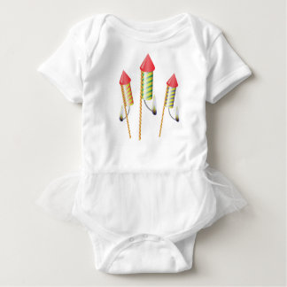 Petards Baby Bodysuit