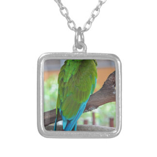 Pete II Silver Plated Necklace