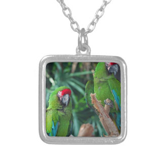 Pete & Mike Silver Plated Necklace