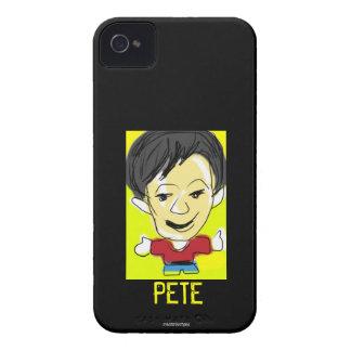 Pete Sketch iPhone 4 Case-Mate Case