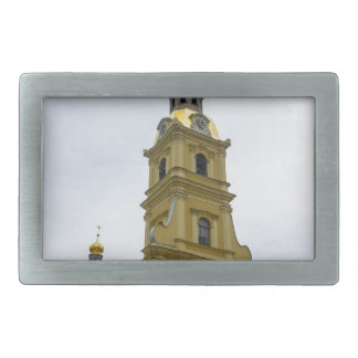 Peter and Paul Fortress St. Petersburg Russia Belt Buckle