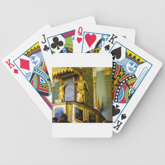 Peter and Paul Fortress St. Petersburg Russia Bicycle Playing Cards