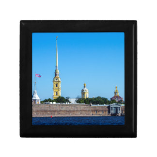 Peter and Paul Fortress St. Petersburg Russia Gift Box