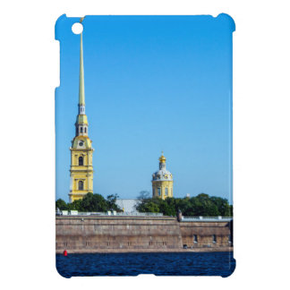 Peter and Paul Fortress St. Petersburg Russia iPad Mini Covers