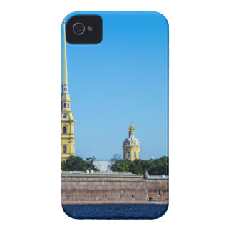 Peter and Paul Fortress St. Petersburg Russia iPhone 4 Case