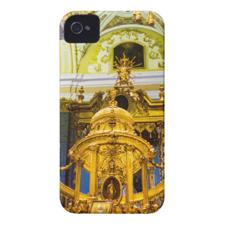 Peter and Paul Fortress St. Petersburg Russia iPhone 4 Covers