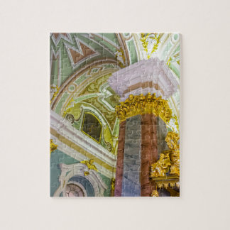 Peter and Paul Fortress St. Petersburg Russia Jigsaw Puzzle