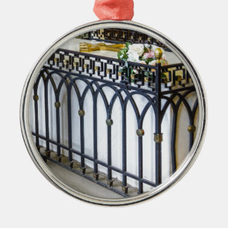 Peter and Paul Fortress St. Petersburg Russia Metal Ornament