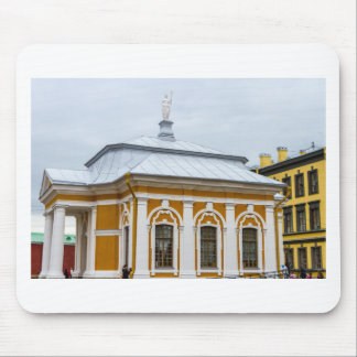 Peter and Paul Fortress St. Petersburg Russia Mouse Pad