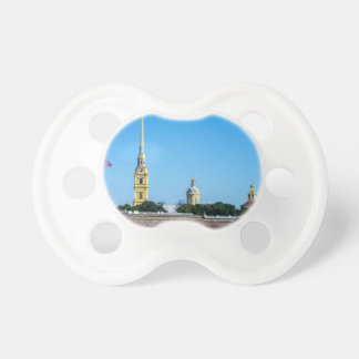 Peter and Paul Fortress St. Petersburg Russia Pacifier
