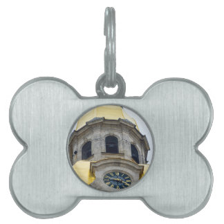 Peter and Paul Fortress St. Petersburg Russia Pet ID Tags