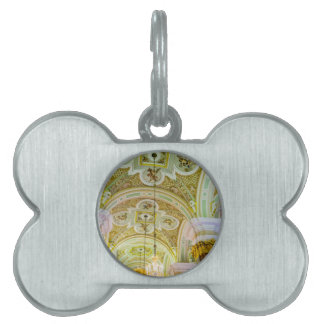 Peter and Paul Fortress St. Petersburg Russia Pet Name Tag