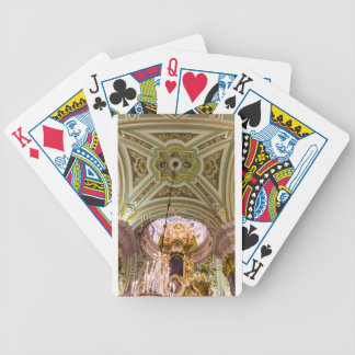 Peter and Paul Fortress St. Petersburg Russia Poker Deck