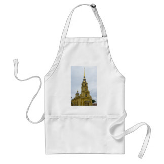 Peter and Paul Fortress St. Petersburg Russia Standard Apron