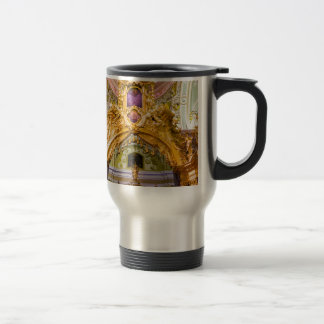 Peter and Paul Fortress St. Petersburg Russia Travel Mug