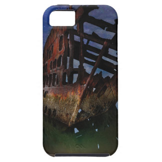 Peter Iredale Shipwreck Under Starry Night Sky Case For The iPhone 5