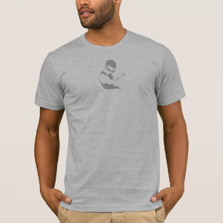 Peter Kloss American Apparel T-Shirt (Fitted)