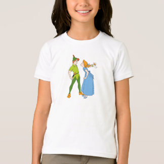 Peter Pan and Wendy Disney T-shirts