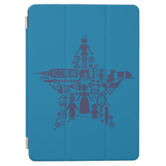 Peter Pan & Friends Star iPad Air Cover
