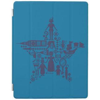 Peter Pan & Friends Star iPad Cover