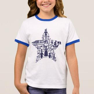 Peter Pan & Friends Star Ringer T-Shirt