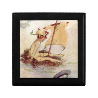 Peter Pan on Nest Raft Gift Box