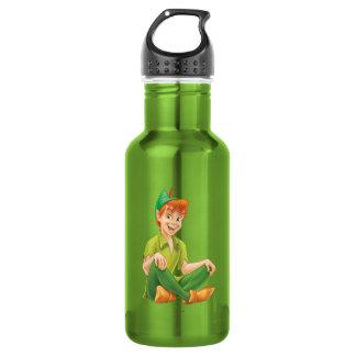 Peter Pan Sitting Down 532 Ml Water Bottle