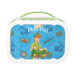 Peter Pan Sitting Down Lunch Box