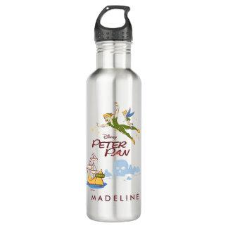 Peter Pan & Tinkerbell 710 Ml Water Bottle