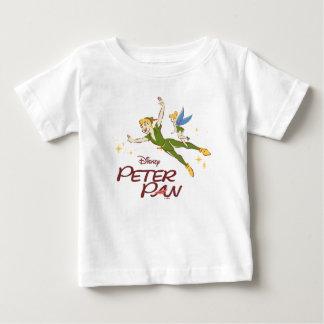 Peter Pan & Tinkerbell Baby T-Shirt