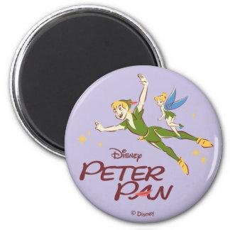 Peter Pan & Tinkerbell Magnet