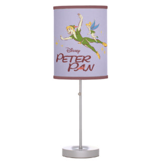 Peter Pan & Tinkerbell Table Lamp