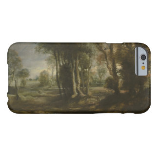 Peter Paul Rubens - Evening Landscape with Timber Barely There iPhone 6 Case