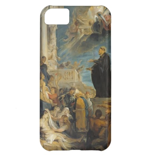 Peter Paul Rubens- Miracle of St. Francis iPhone 5C Cases