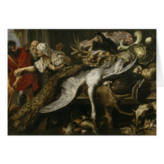 Peter Paul Rubens - The Recognition of Philopoemen Card
