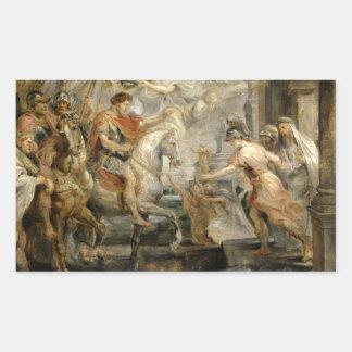 Peter Paul Rubens -Triumphant Entry of Constantine