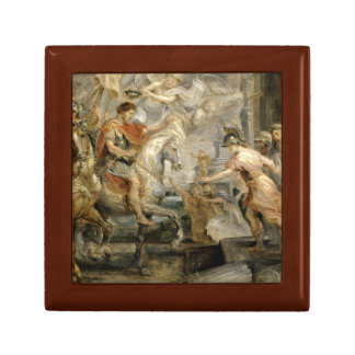 Peter Paul Rubens -Triumphant Entry of Constantine Gift Boxes