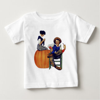 PETER, PETER, PUMPKIN EATER - HAD A WIFE & TSHIRTS