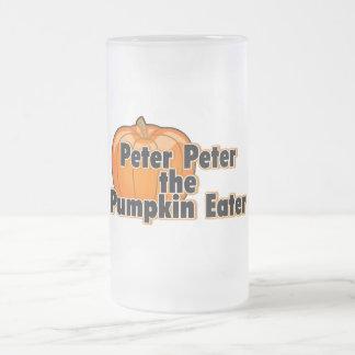 Peter Peter The Pumpkin Eater Coffee Mug