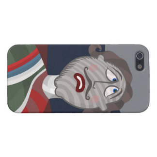 Peter the Great of the Russian Empire iPhone 5/5S Case