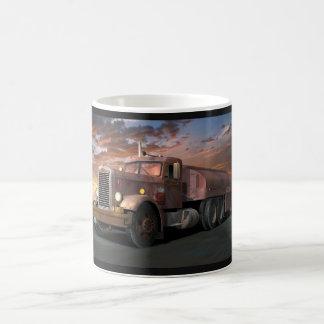 "Peterbilt ""Duel Truck"" Coffee Mug"