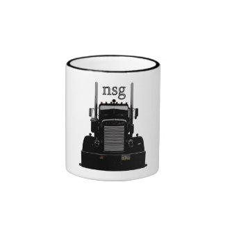 Peterbilt Needle Nose edit #1 Mug