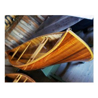Peterborough Canoe Postcard