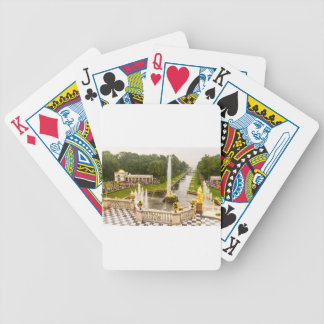 Peterhof Palace and Gardens St. Petersburg Russia Bicycle Playing Cards