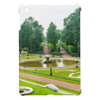 Peterhof Palace and Gardens St. Petersburg Russia iPad Mini Covers